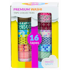 Washi Tape What Is It Amazon Com Washi Tape Set Exclusive Set Of 16 New 2017