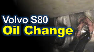 volvo repairs oil change u0026 filter replacement youtube