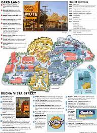 map of california adventure disneyland california adventure maplets