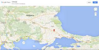 Bosporus Strait Map The Historian U0027s Hut Articles Strange But Successful War
