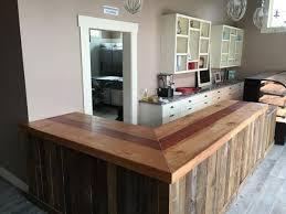 Live Edge Bar Table Wood U0026 Live Edge U2014 Tops Solid Surface