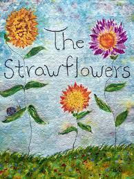 straw flowers the strawflowers toby tellier