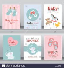 You Are Invited Card Baby Shower Party Greeting And Invitation Card Layout Template In