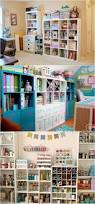Closet Organization Ideas Pinterest by 25 Unique Craft Room Organizing Ideas On Pinterest Craft Room