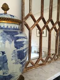 Window Mirror Decor by Decorative Architectural Window Mirror Panels Vintage Decorative