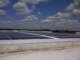 Ikea New Line Solar Array Atop Ikea Distribution Center In Westampton Nj Now