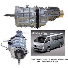 brand new toyota auto parts brand new toyota hiace manual transmission gearbox 2tr