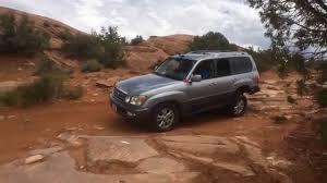 lexus overland vehicle taking on fins u0026 things 4x4 trail lexus lx470 aka toyota land