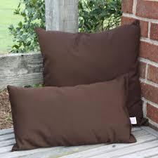 Sunbrella Outdoor Cushion Sunbrella Outdoor Throw Pillow