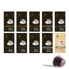 espresso coffee brands in review gourmesso nespresso compatible coffee capsules