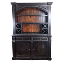 dark wood china cabinet dark wood china cabinet by havertys furniture ebth
