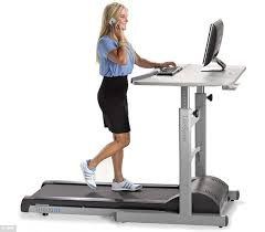 Treadmill Desk Weight Loss Can A Treadmill Desk Boost Your Brain Researchers Find Walking