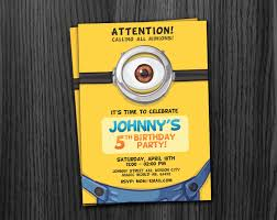 diy minion invitations phorest studio minion birthday invitations printable