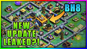clash of clans new maxed out builders hall level 8 base new