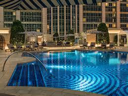 the st regis swimming pool