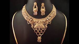 gold jewellery necklace design best necklace 2017