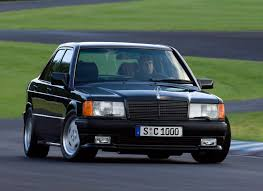 top ten eighties cars 10 mercedes 190e themainjet