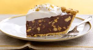 chocolate walnut caramel pie thanksgiving recipes desserts