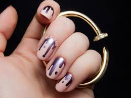 top 8 metallic nail art designs you must check out