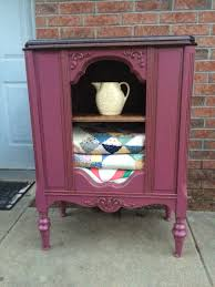 Quilt Storage Cabinets Inspired By The Little Red Quilt Cabinet Floating Around Pinterest