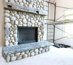 articles with cheap faux stone fireplace tag cleanly cost of