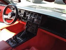 c4 corvette interior upgrades custom black c4 corvette makes you say hmmm corvette sales
