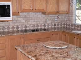 backsplash tiles for kitchen ideas pictures kitchen tumbled travertine w copper accents backsplash liking the