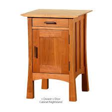 contemporary craftsman bedroom furniture set vermont woods studios