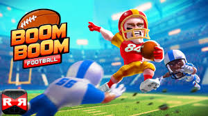 boom boom football by hothead games ios android gameplay