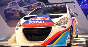 peugeot philippines peugeot exhibits motorsport vehicles at pims gadgets magazine