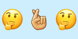 thanksgiving emojis bet you never noticed this weird thing about the crossed fingers