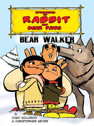 adventures of rabbit adventures of rabbit and paws walker whetung ojibwa