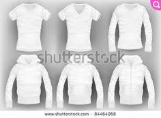 free vector clothing templates vector t shirt templates