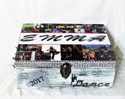 graduation memory box senior memory box etsy