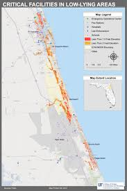 Palm Coast Florida Map Maps Planning For Sea Level Rise In The Matanzas Basin
