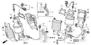 2004 honda accord oxygen sensor 36532 rkb 004 genuine honda sensor fr secondary oxygen