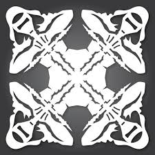 wars snowflake templates 28 images best 25 snowflake template