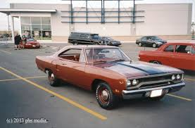 Affordable Muscle Cars - 1970 roadrunner budget brawn in burnt orange phscollectorcarworld