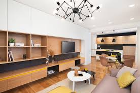Modern Interior Design Los Angeles Mid Century Inspired Apartment In Lozenetz Bulgaria Form U0026 Frame