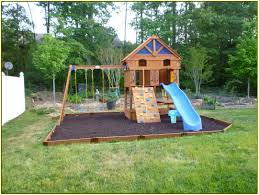 Diy Backyard Landscaping Design Ideas by Garden Design Garden Design With Backyard Playground Ideas On