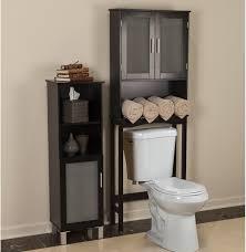 Bathroom Furniture Modern by W Space Saver In White Espresso Drop Door Spacesaver With 2 Door