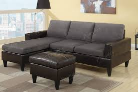 leather and microfiber sectional sofa leather and microfiber sofa and carrie microfiber recliner sectional