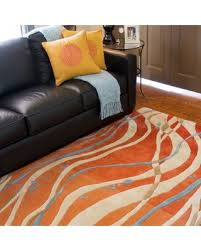 5 By 8 Area Rugs Find The Best Savings On Surya Studio Contemporary Abstract