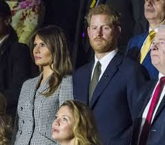 prince harry didn u0027t sit with meghan markle at opening