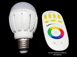 wifi led light bulbs phone controlled lighting