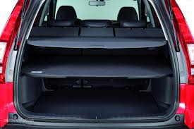 Honda Crv Interior Dimensions Honda Cr V Specs 2007 2008 2009 Autoevolution