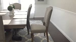 ashley furniture tanshire dining set youtube