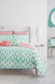 bedroom aqua comforter set cream comforter coral bedspread