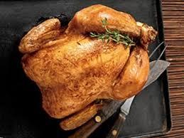 cuisiner poulet entier poulet entier au four au sirop d érable et aux fines herbes dans