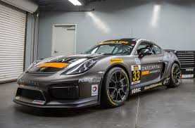 porsche cayman 2015 gt4 2015 imsa st class champions cj wilson racing have moved up to the